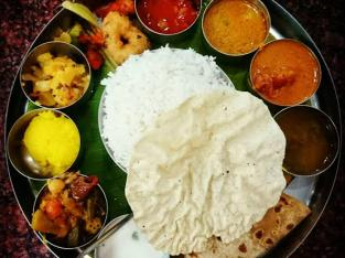 Om Sri Annapoorna Veg. restaurant – Harur