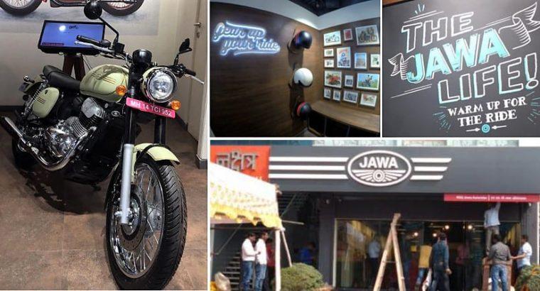 Jawa Motorcycles – Dharmapuri