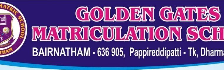 Golden Gates Metric Higher Secondary School-Bommidi