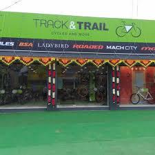 TRACK & TRAIL  -Dharmapuri