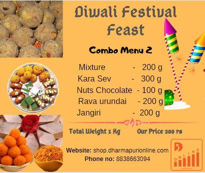 Diwali Sweets October 2019 – preorder