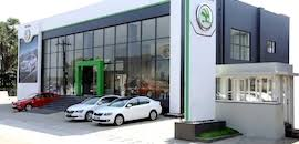 S7 SKODA Showroom – Salem