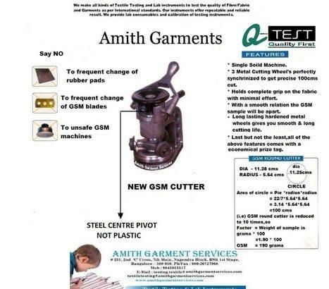 Amith Garment Services – Bangalore