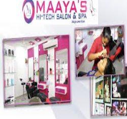Maayas Beauty Parlour-Salem