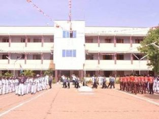 Sri Venkateswara Matriculation and Higher Secondary School Salem