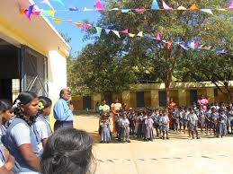 Vanavani Matriculation Higher Secondary School – Salem