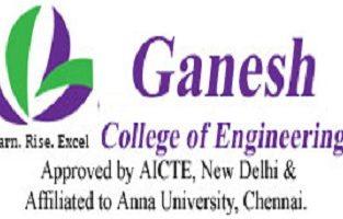 Ganesh College of Engineering Salem