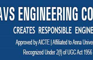AVS Engineering College Salem