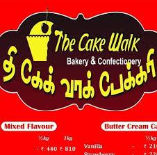 The Cake Walk Bakery Pudukkottai