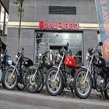Royal Enfield Showroom  Puducherry