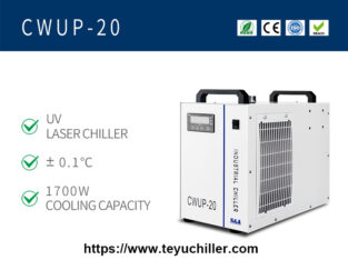 Portable water chiller CWUP-20